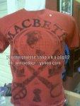Macbeth Coastal Red